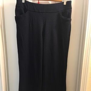 Anne Klein Straight Leg Trousers